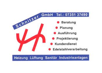 Logo Firma Schnitzer GmbH in Biberach an der Riß