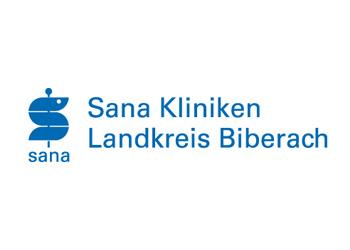 Logo Firma Sana Kliniken Landkreis Biberach GmbH in Biberach an der Riß