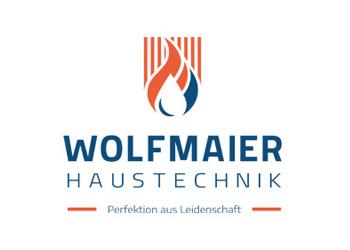 Logo Firma Wolfmaier Haustechnik GmbH in Baustetten