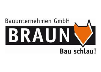 Logo Firma Braun Bauunternehmen GmbH in Mietingen