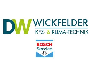 Logo Firma DW Wickfelder GmbH in Biberach an der Riß