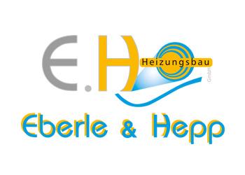 Logo Firma Eberle & Hepp Heizungsbau GmbH in Stafflangen