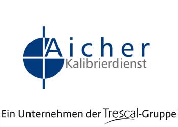 Logo Firma Aicher Kalibrierdienst GmbH & Co. KG in Biberach an der Riß