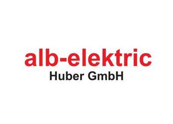 Logo Firma alb-elektric Huber GmbH in Biberach an der Riß