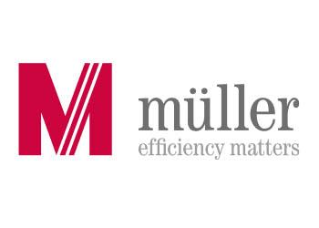 Logo Firma Müller Hydraulik GmbH in Mittelbiberach