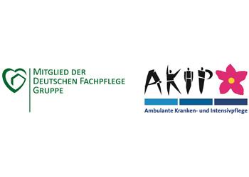 Logo Firma AKIP – Ambulante Kranken- und Intensivpflege GmbH in Biberach an der Riß