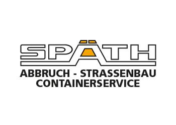 Logo Firma Späth Abbruch · Strassenbau in Langenenslingen